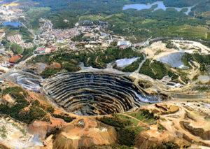 limpieza alcantarillado minas de rio tinto